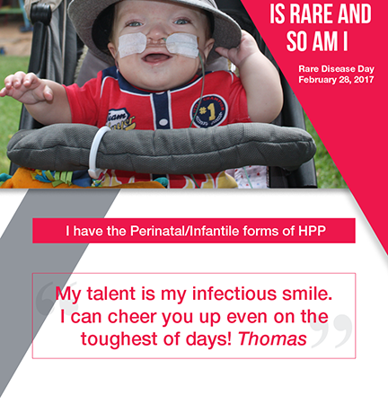 Soft Bones Recognizes Rare Disease Day by Showcasing The Rare Talents of Our HPP Community